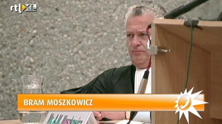 Het gedoe in de rechtszaal liet de raadsman niet koud.